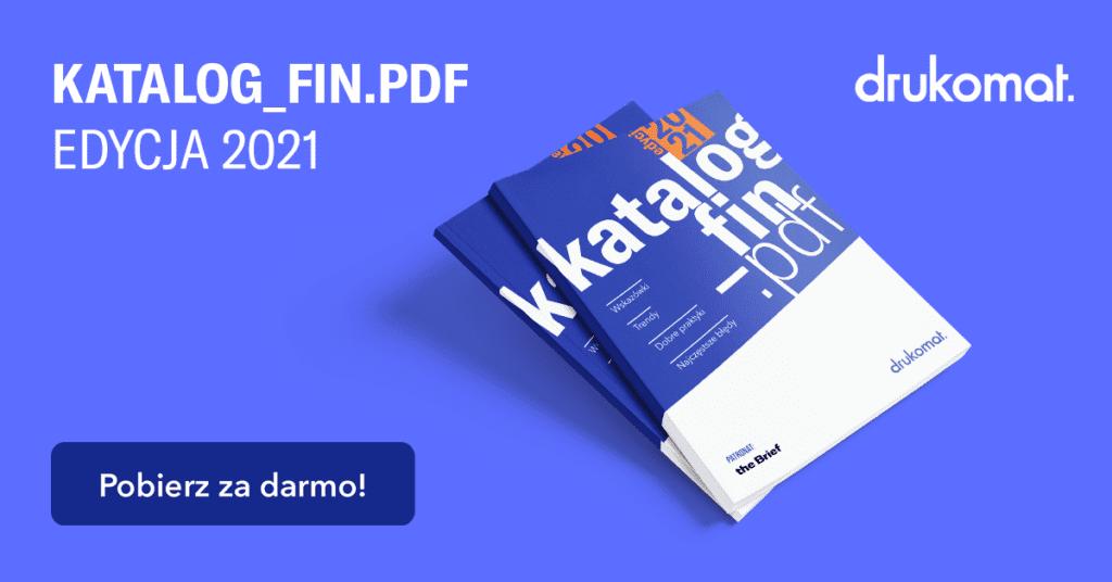ebook drukomat katalogi projektowanie