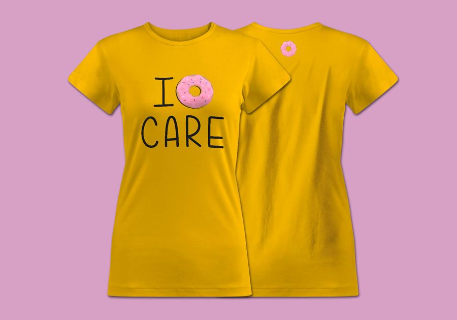 Classic_T-shirt_women_Gold