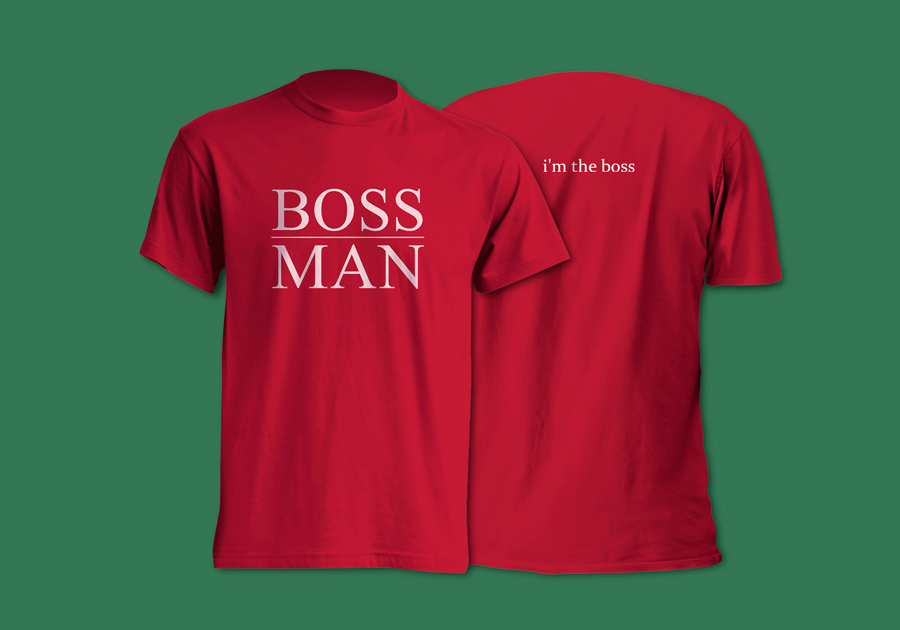 T-shirt_men_Raspberry