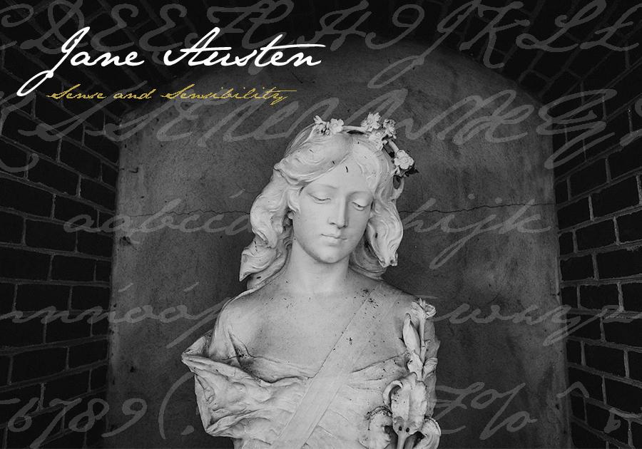 Jane Austen - darmowa czcionka do użytku prywatnego