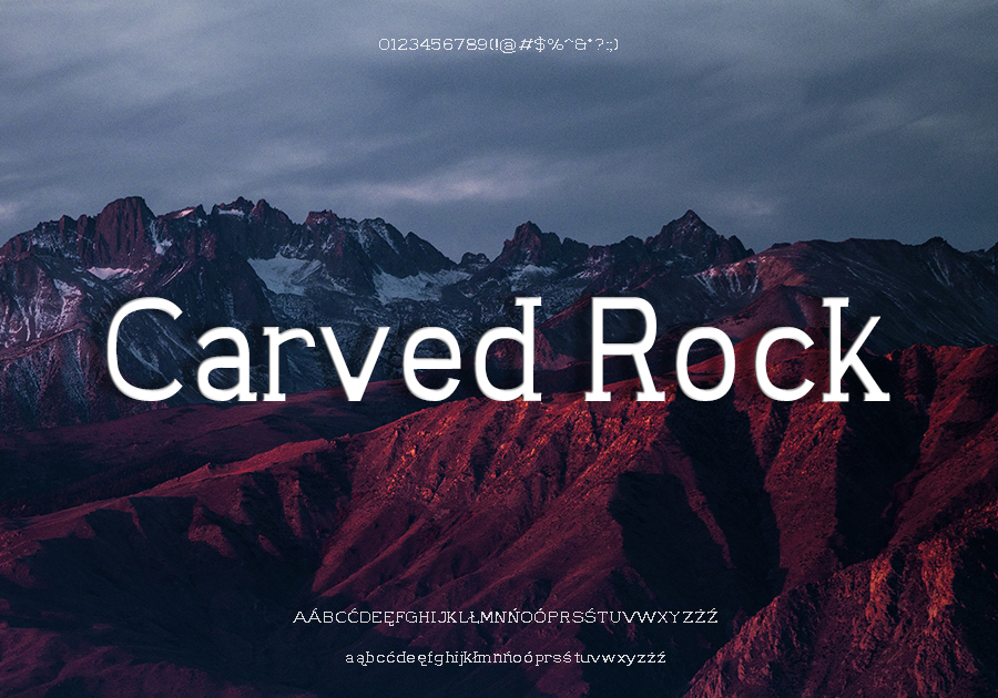 Carved Rock