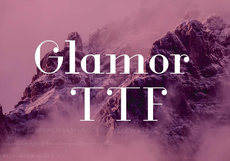 Glamor TTF