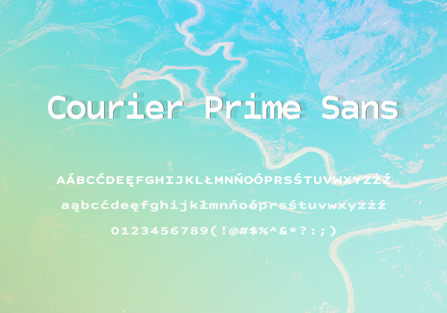 Courier-Prime-Sans