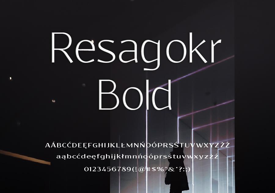ResagokrBold