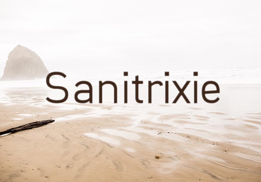 Sanitrixie