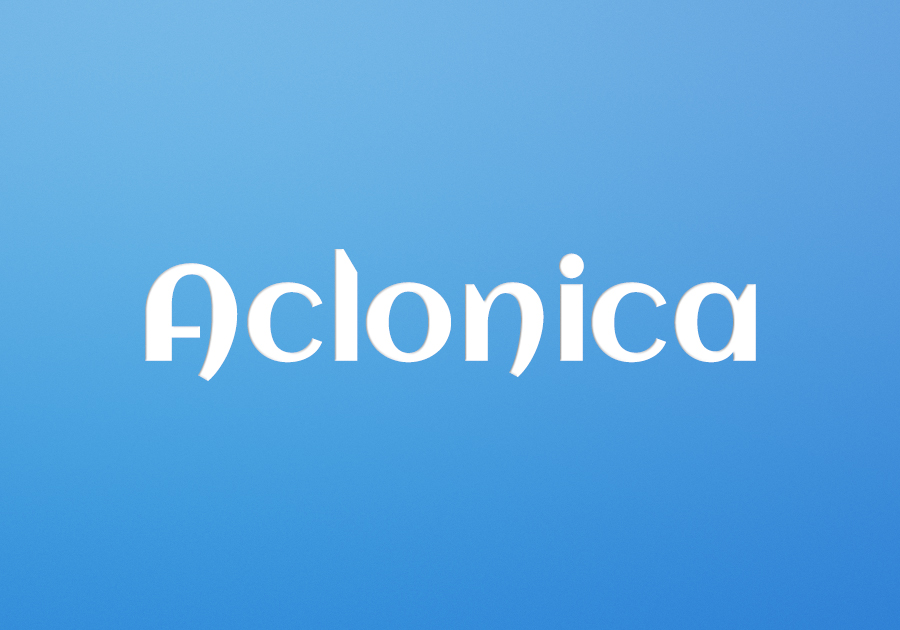 aclonica