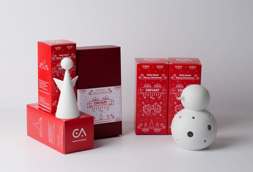 świąteczne pudełko produktowe
