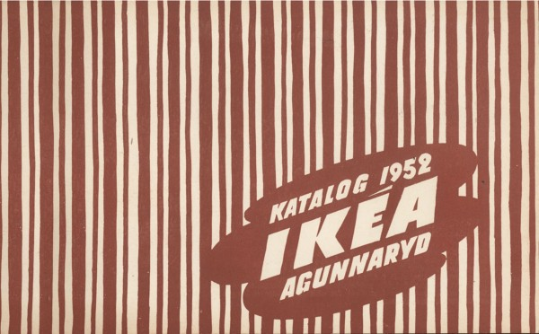 Katalog produktowy IKEA 1952