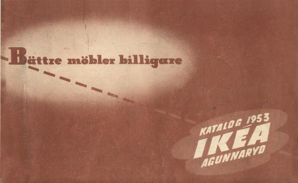 Katalog IKEA 1953