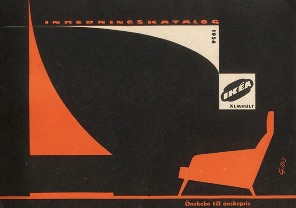 Katalog IKEA 1956