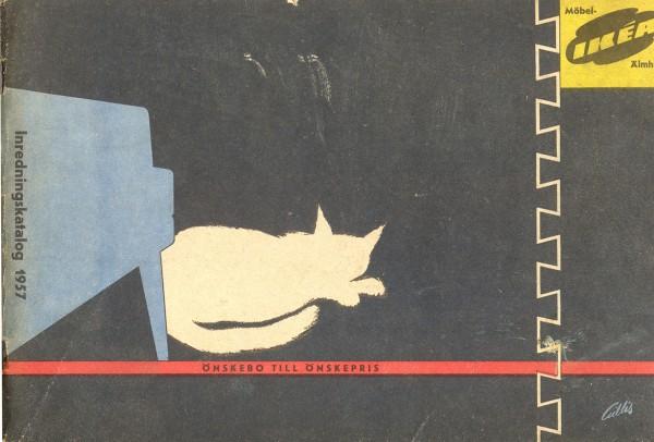 Katalog IKEA 1957