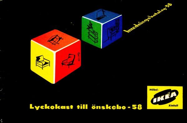 Katalog IKEA 1958