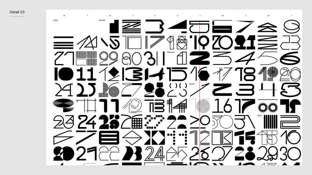 Niepraktyczny kalendarz Tokio 2020