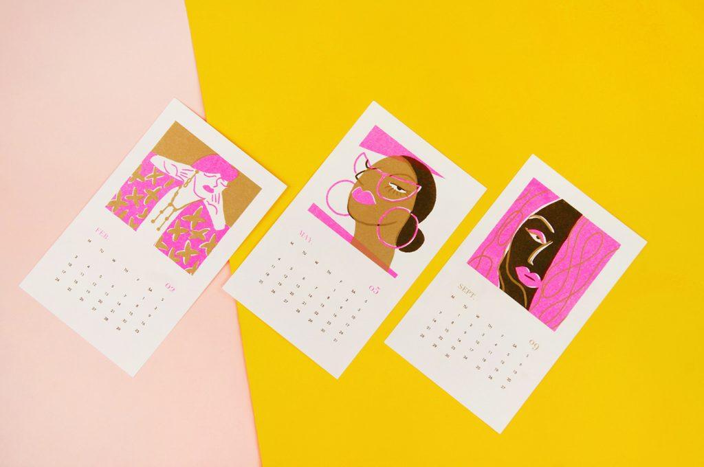 Kalendarze MadWomen