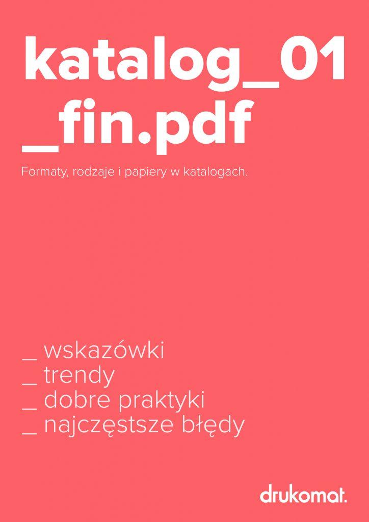 ebook drukomat katalogi 1