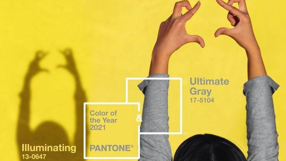 Pantone wybrał kolory roku 2021