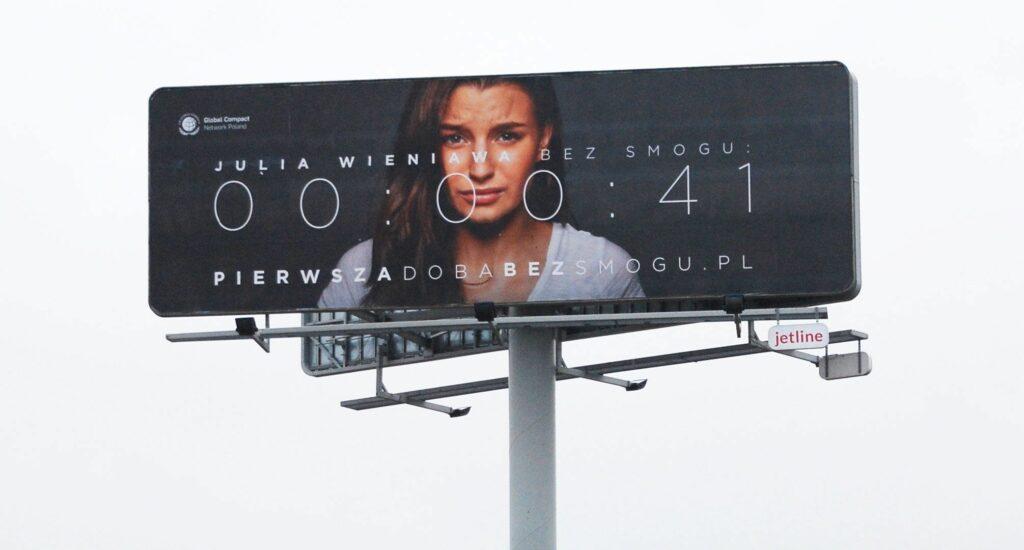 billboard kampania społeczna