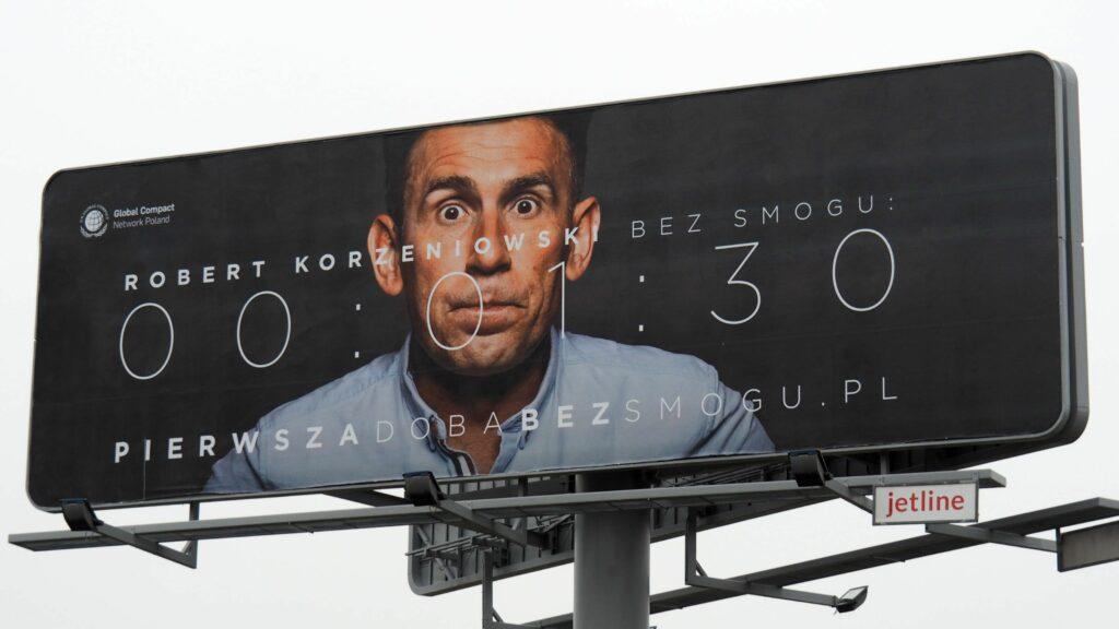 druk billboardów