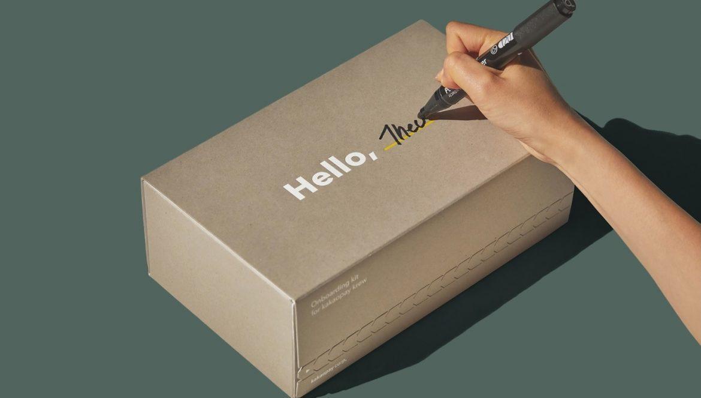 pudełko fasonowe personalizowane