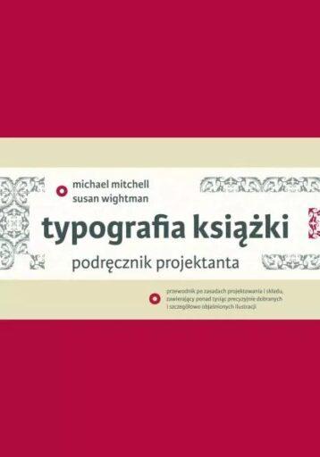 typografia książki mitchell wightman