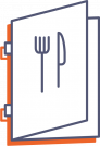 menu szyte
