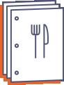 menu karty