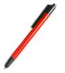 długopis metaliczny z końcówką touch pen