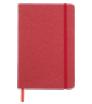 notes A5 w papierowej, twardej okładce z gumką